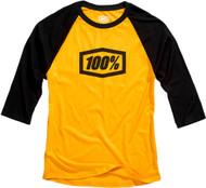 100% Essential Tech Mens Long Sleeve Shirt