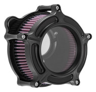 RSD Clarion Harley Air Cleaner Black-Ops (0206-2126-SMB)