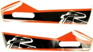 Renthal Moto Handguard Sticker Kit Orange (HG-100-GK-OR)