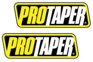 """ProTaper Trailer Stickers 12"""" W x 4"""" H (010091)"""