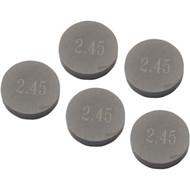 Pro-X 10mm Diameter Valve Shims 5-pk 2.45mm (29.100245)