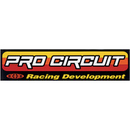 Pro Circuit Original Logo-Van Decal (DC96VAN)