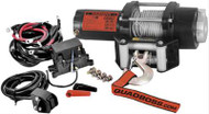 QuadBoss Winch 2500# W/Steel Cable (RP25WC)