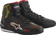Alpinestars Faster-3 Rideknit Mens Motorcycle Shoes