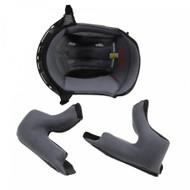 Fulmer 202 Edged Helmet Inner Top Liner Pad Set