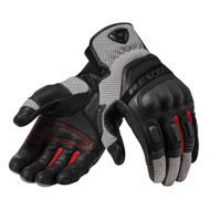 Rev'It Dirt 3 Mens Leather Motorcycle Gloves