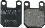 EBC Organic Brake Pads (FA115)
