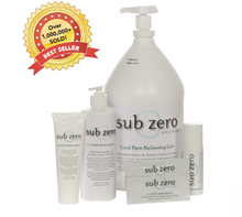 SubZero 4oz Gel Tube