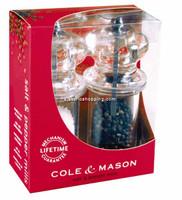 Cole & Mason 575 Salz - und Pfeffermühlen-Geschenkset