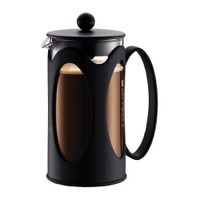 Bodum 10685 Kenya French Press 8 Cup Coffee Maker 1.0 lt.
