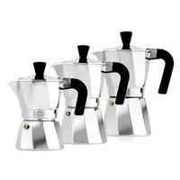 La Cafetiere Andorra Express Espressokocher 9 Tassen