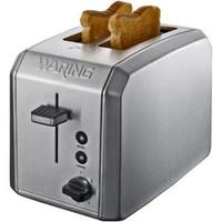 Waring Pro WT200U 2-Scheiben Toaster im Gewerbe-Stil Edelstahl