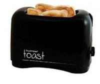 """Lloytron E903 2-Scheiben Toaster mit wärmeisoliertem """"Cool-Wall""""-Gehäuse"""