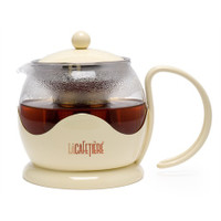 La Cafetiere Le Teapot Teekanne für 2 Tassen in cremefarben