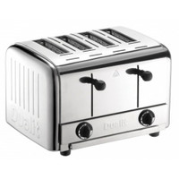 Dualit-Catering Pop Up 49900 4-Sceiben Toaster
