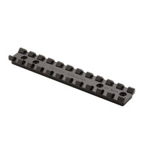 Tactical Solutions - 10/22 Scope Base 15MOA-Black