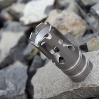 2A Armament T3 Titanium Compensator