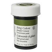 Wilton Juniper Green Food Coloring