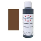 AmeriColor Brown Soft Gel Paste Food Color 128g