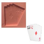Fondant and Gumpaste Mould Cards 70mm C70
