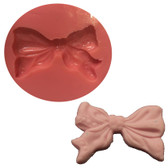 Fondant and Gum Paste Mold Bow Large 50mm BL50