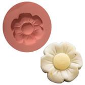 Fondant and Gum Paste Mold 6 Petal Blossom 26mm 6P26