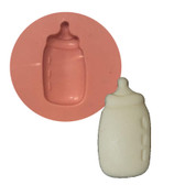 Fondant and Gum Paste Mold Baby Bottle Large 40mm BBL40