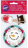 Wilton Merry and Sweet Cupcake Combo Pack