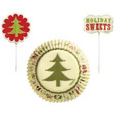 Wilton Holiday Sweets Cupcake Combo Pack