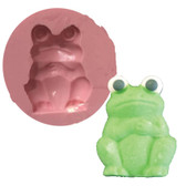Fondant and Gum Paste Mold Frog 35mm F35