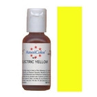 AmeriColor Electric Yellow Soft Gel Paste Food Color 21g