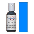 AmeriColor Electric Blue Soft Gel Paste Food Color 21g