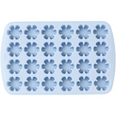 Wilton Bite Size Snowflake Mold 24 Cavity Silicone