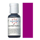 AmeriColor Electric Purple Soft Gel Paste Food Color 21g