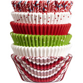 Wilton Holiday 2 Baking Cup 150pc Standard Cups
