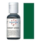 AmeriColor Forest Green Soft Gel Paste Food Color 21g