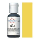 AmeriColor Gold Soft Gel Paste Food Color 21g