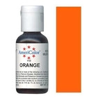 AmeriColor Orange Soft Gel Paste Food Color 21g