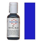 AmeriColor Royal Blue Soft Gel Paste Food Color 21g