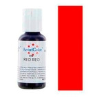 AmeriColor Red Red Soft Gel Paste Food Color 21g