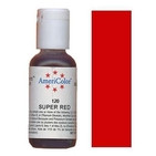 AmeriColor Super Red Soft Gel Paste Food Color 21g