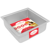 Cake Craft Square 4 IN Cake Pan (4 INCH DEEP)