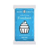 Cake Craft Electric Blue Fondant 250g