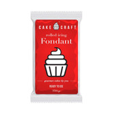 Cake Craft Ruby Red Fondant 250g