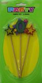 0 Starpick Candle Set of 3