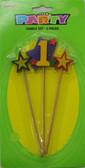 1 Starpick Candle Set of 3