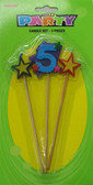 5 Starpick Candle Set of 3