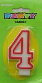 4 Candle