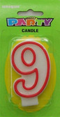 9 Candle
