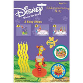 Tigger Cake Decorating Candle Kit
